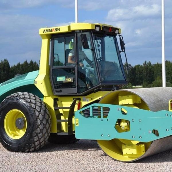 AMMANN ASC110D -12 тонн