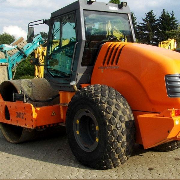 HAMM AG 3412 HT-12 тонн
